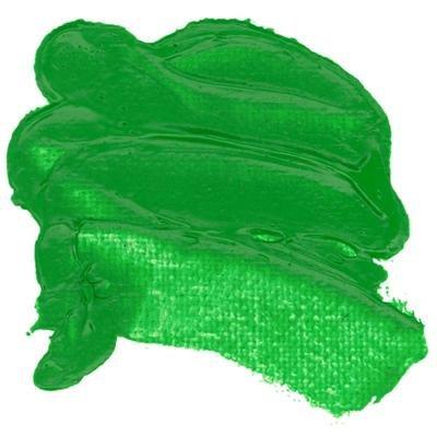 Daler-Rowney - Georgian Oil Color - 225ml Tube - Permanent Light Green
