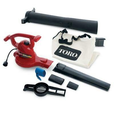 Image of Toro Co M/r Blwr/trmmr Toro, Electric Ultra Blower Vac, 12A Motor