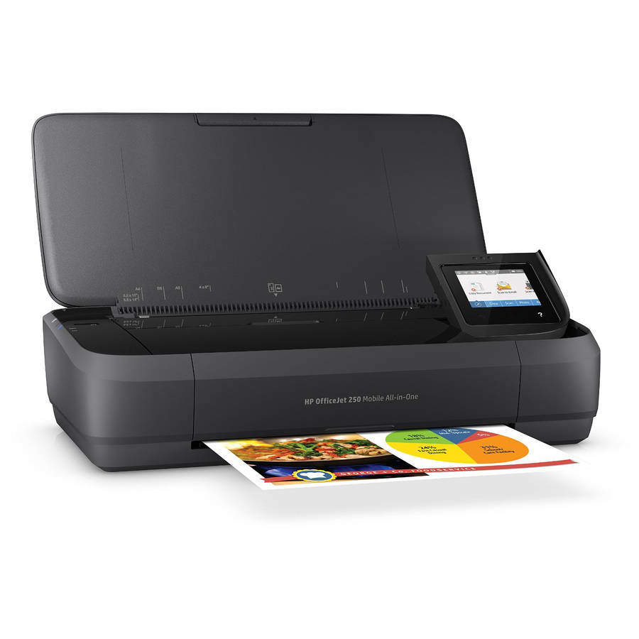 HP Officejet 250 Mobile All-in-One - multifunction printer (color)
