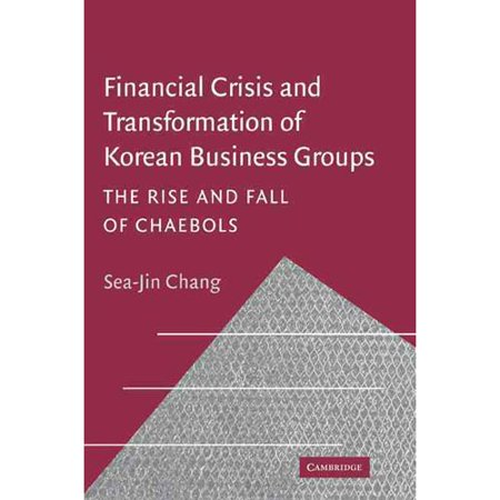Financial Crisis And Transformation Of Korean Business Groups  The Rise And Fall Of Chaebols