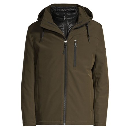 3-In-1 Soft Shell Systems Jacket