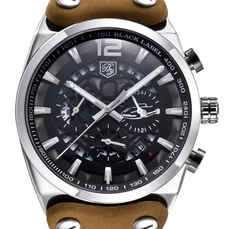 463e6202544 YISUYA - BENYAR Brand quartz watches for men