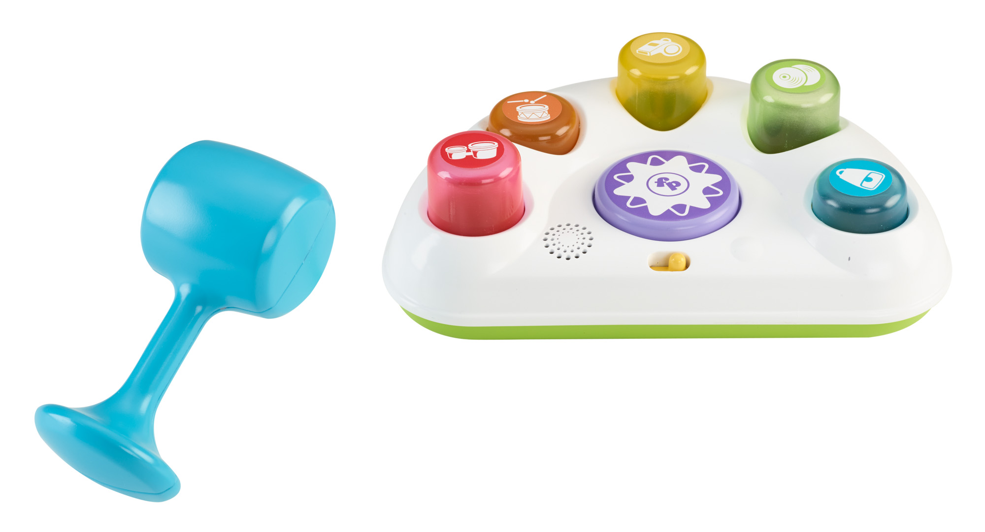 Fisher Price Tappin' Beats Bench by Fisher-Price