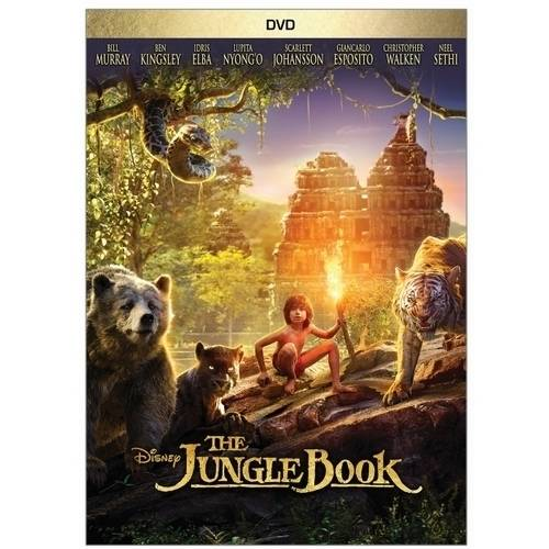The Jungle Book (Live Action Movie)