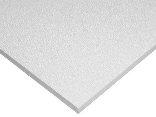 ABS Plastic Sheet White 1//16 x 36 x 24