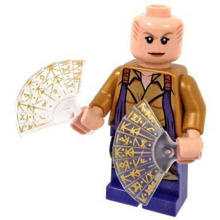 LEGO Marvel Doctor Strange The Ancient One Minifigure (Lego Doctor Who Halloween Special)