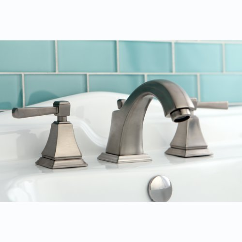 Fauceture FS4688DL Monarch Widespread Lavatory Faucet with Retail Pop-Up Drain, Satin Nickel - image 1 of 1