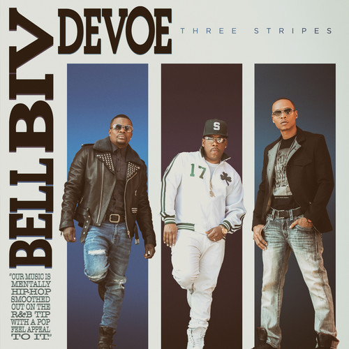 Bell Biv DeVoe - Three Stripes (CD)