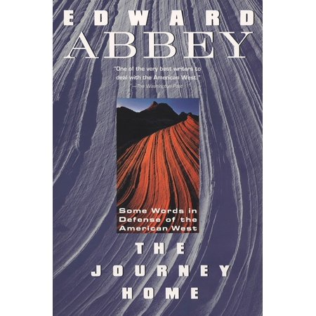 The Journey Home : Some Words in the Defense of the American -