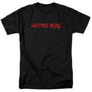 Astro Boy Classic Logo Mens Short Sleeve Shirt