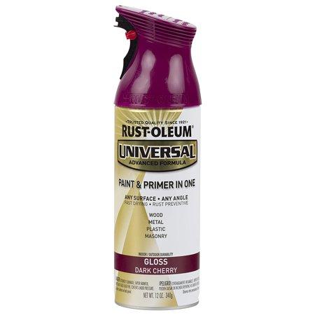 Rust-oleum Universal Gloss Dark - High Gloss Cherry