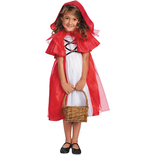 Storybook Red Riding Hood Child Halloween Costume