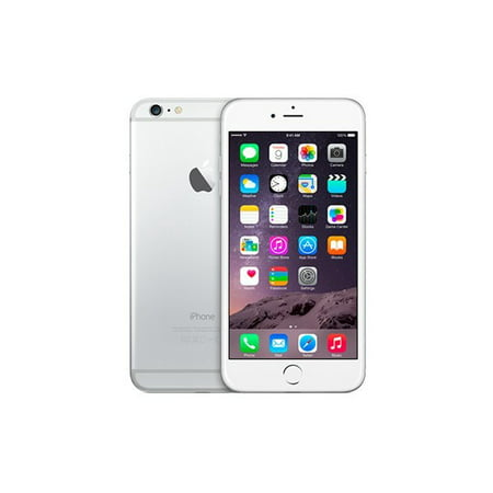 iPhone 6 Plus 16GB Silver (Sprint) Refurbished (16gb Iphone Sprint)