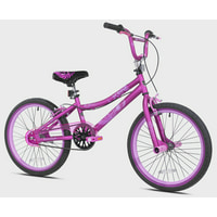 "20"" Kent 2 Cool BMX Girl's Bike, Satin Purple"