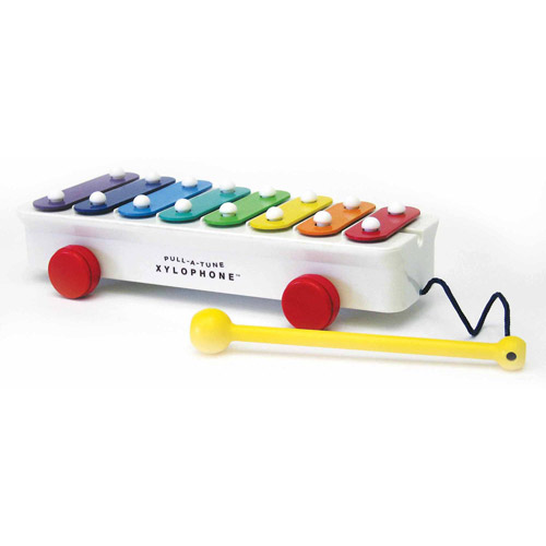 Fisher Price Classics Pull-a-Tune Xylophone by Basic Fun