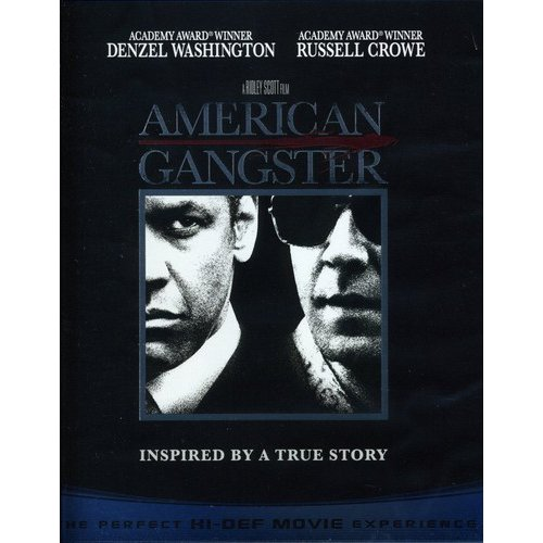 American Gangster (Rated/Unrated) (Blu-ray) (Widescreen)