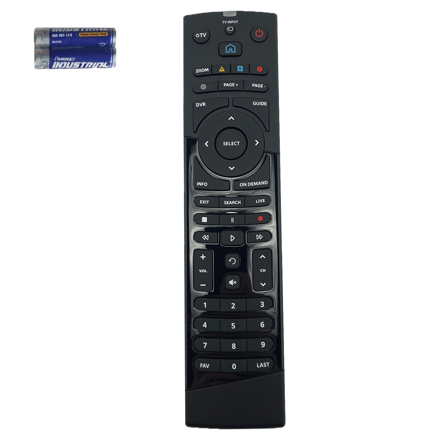 BRAND NEW OPTIMUM CABLEVISION REMOTE CONTROL DVR W
