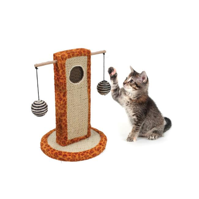 Click here to buy Bulk Buys OD953-2 Cat Toy Tree.