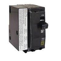 Square D QO250-1021 2 Pole 500 Amp w/ Shunt Trip