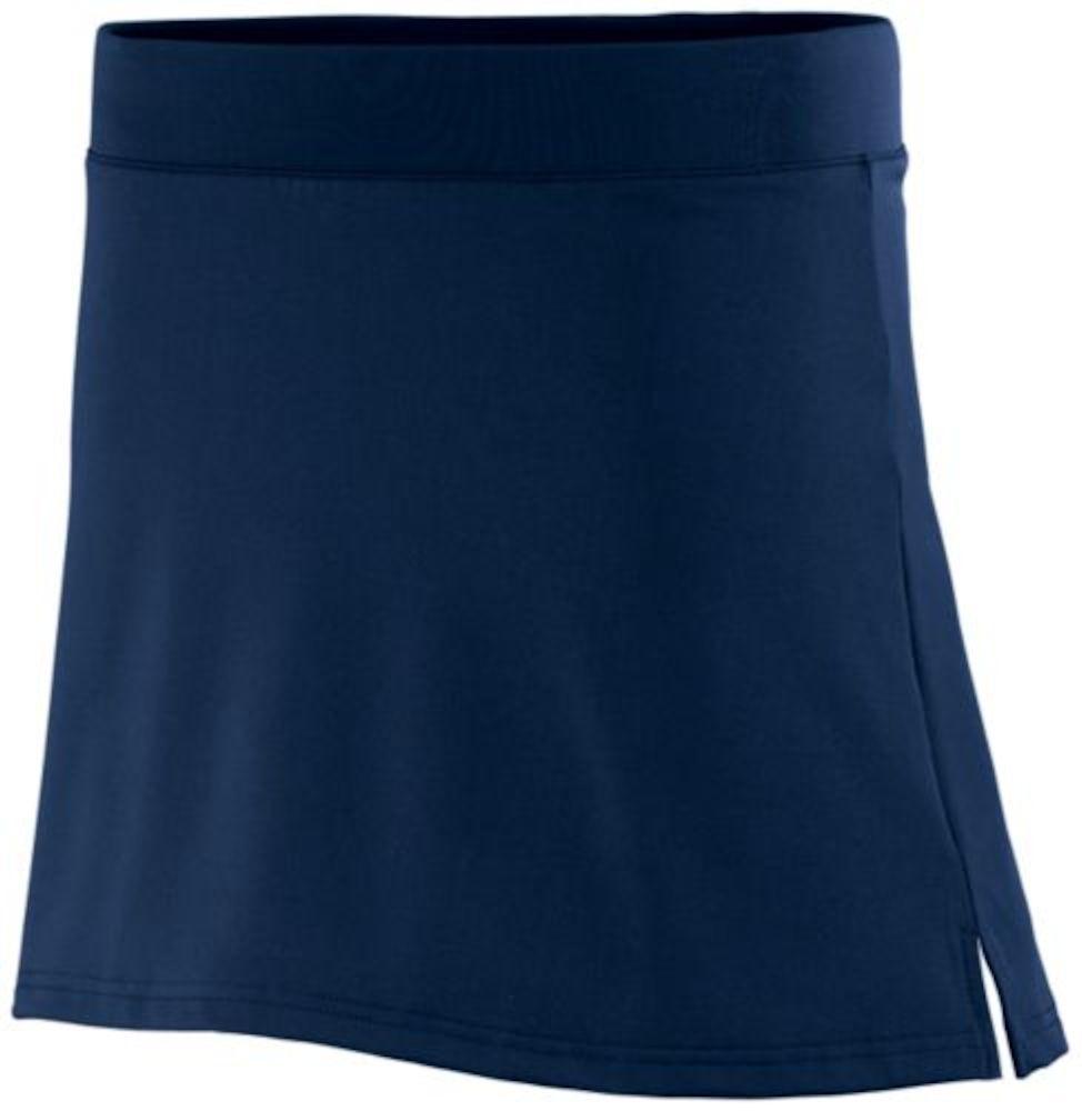 Augusta Sportswear S Girls Kilt Black 967