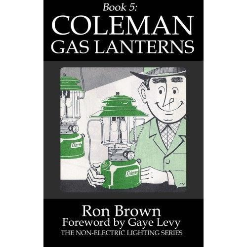 Book 5: Coleman Gas Lanterns by