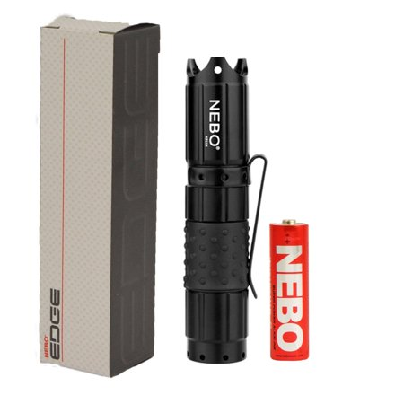 5519 CSI Edge 50 Lumen LED Flashlight w/ Tactical Edge, Black, High-power 50 lumen LED - 5 Hours / 45 Meters By (Best High Lumen Led Flashlight)