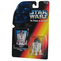 Star Wars Power of The Force Red Card R2-D2 Vintage Action Figure
