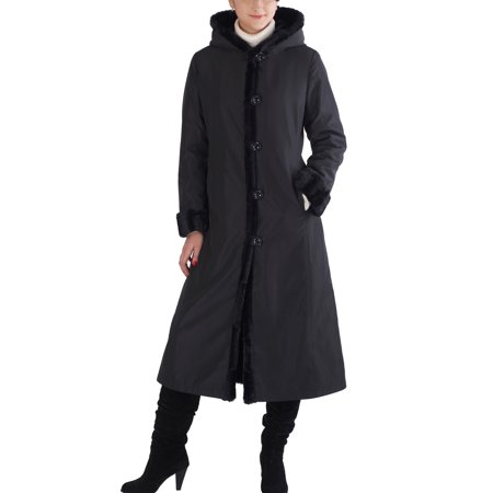 Female Mink Fur Coat - Women's