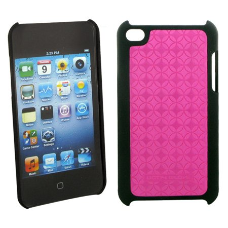 Fellowes Body Glove iPod Touch 4G Pink Snap Case ()