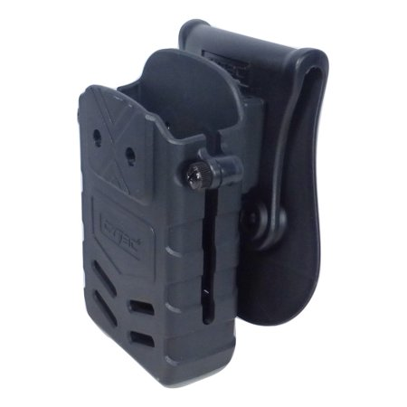 Tactical Scorpion Gear Rifle Polymer Magazine Belt Paddle Pouch