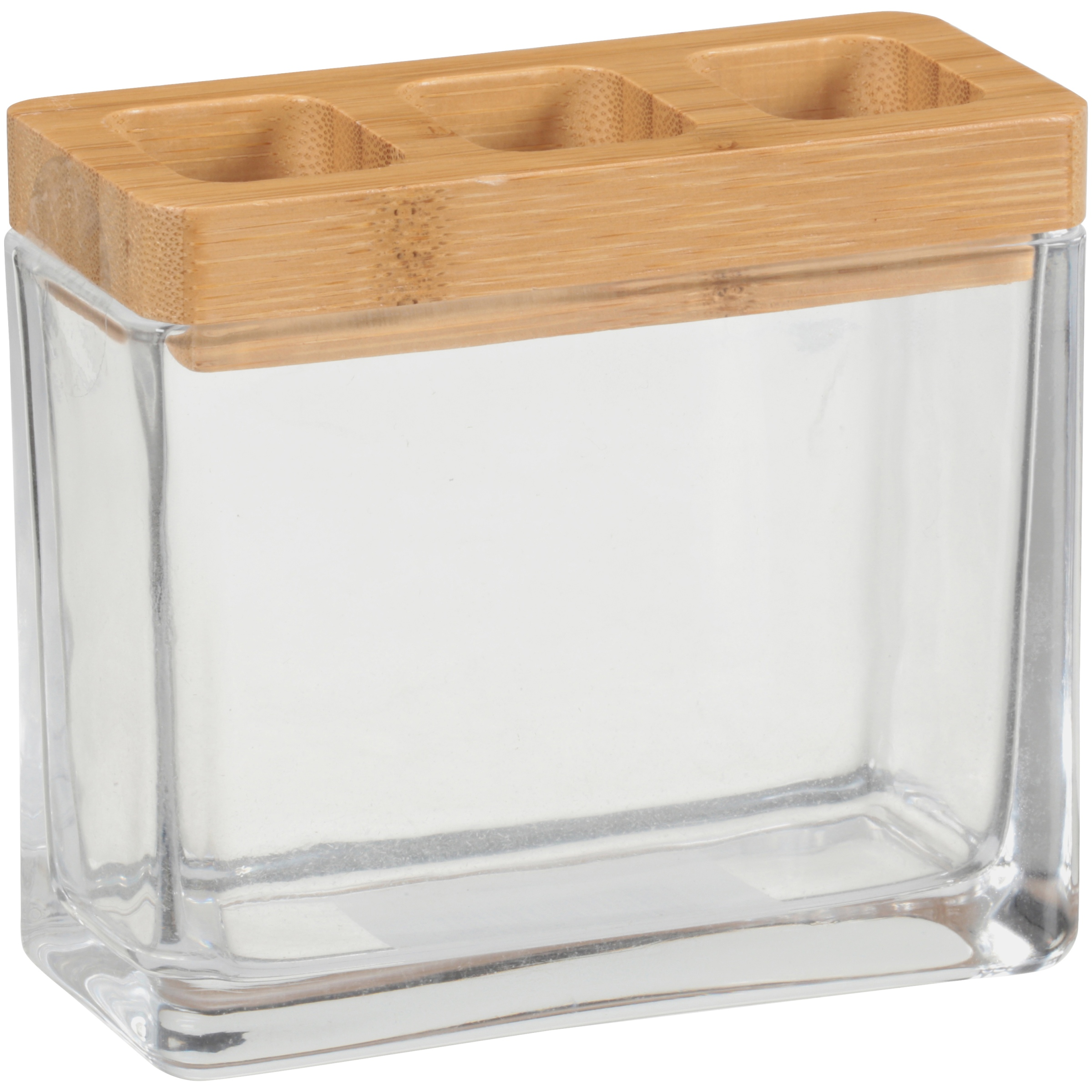 Better Home and Gardens Bamboo Toothbrush Holder by Wal-Mart Stores, Inc.