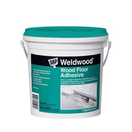 25136 4gal Weldwood Wood Floor Adhesive Wood Laminate Amp Parquet