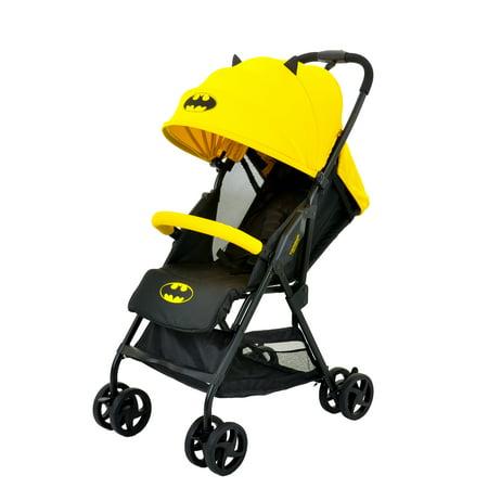 KidsEmbrace Lightweight Compact Stroller, DC Comics Batman,