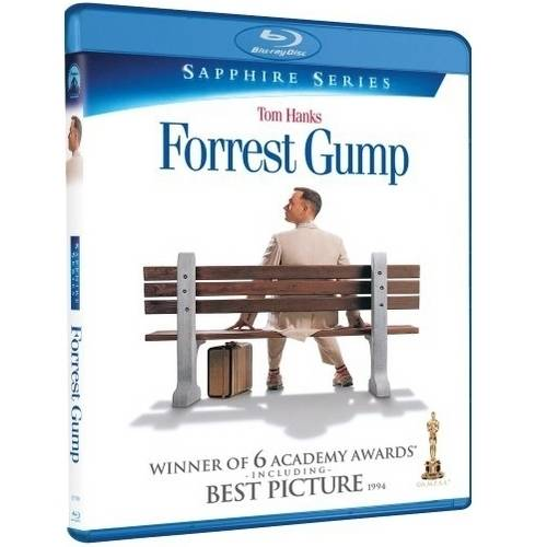 Warner Brothers Forrest Gump (Blu-ray)