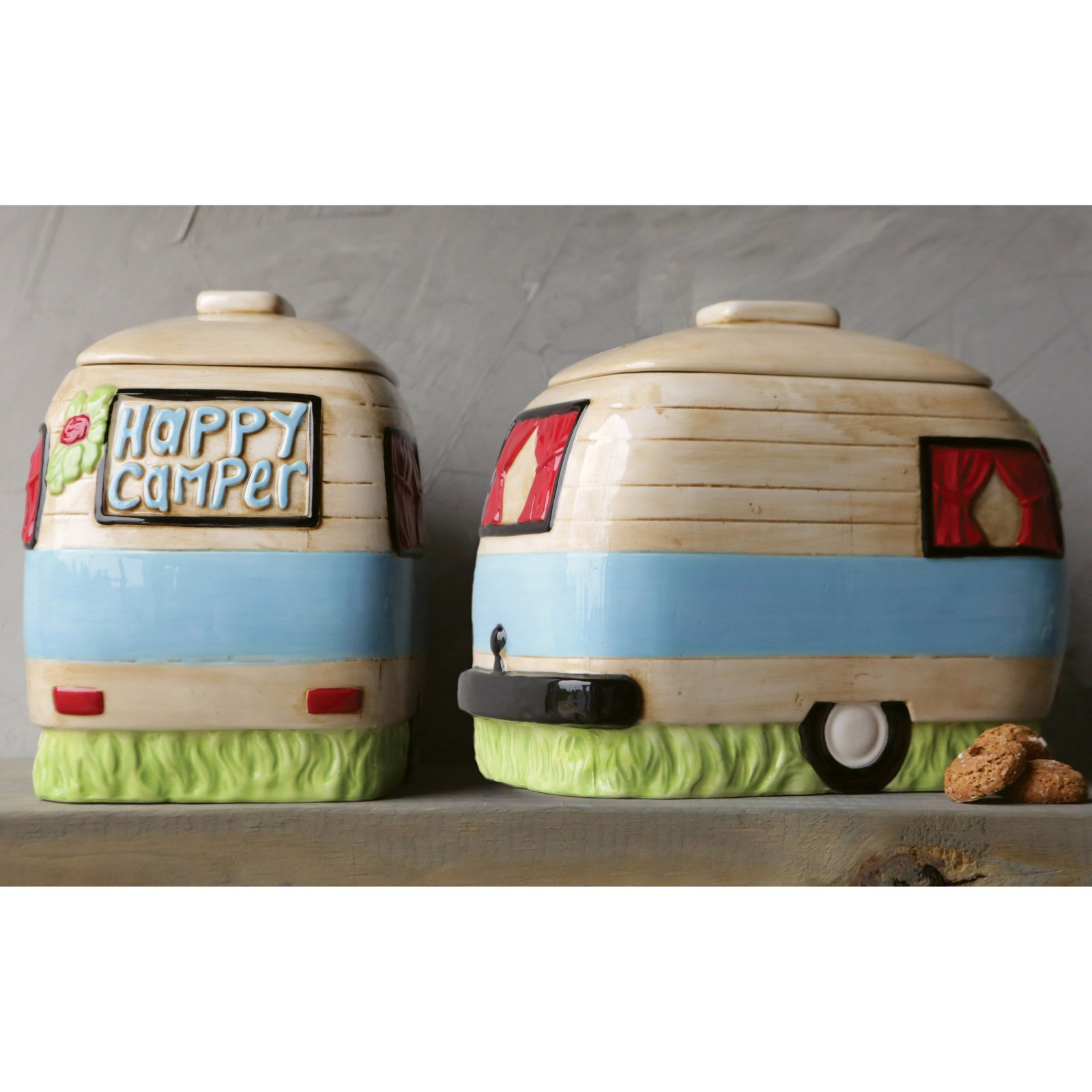 3R Studios Camper Cookie Jar by First of a kind