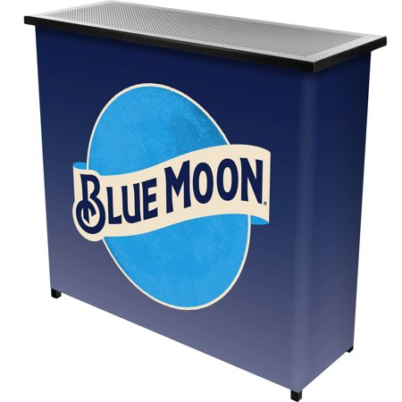 Image of Blue Moon Portable Bar with Case