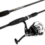 Wakeman Strike Series Spinning Fishing Rod and Reel Combo