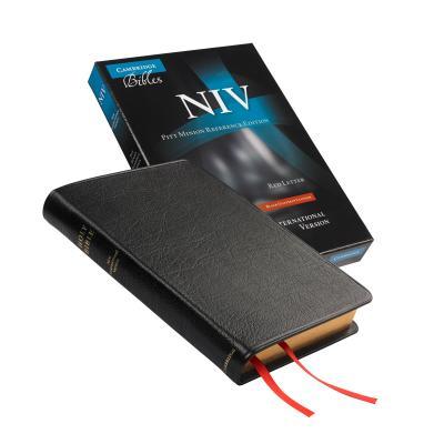Pitt Minion Reference Bible-NIV