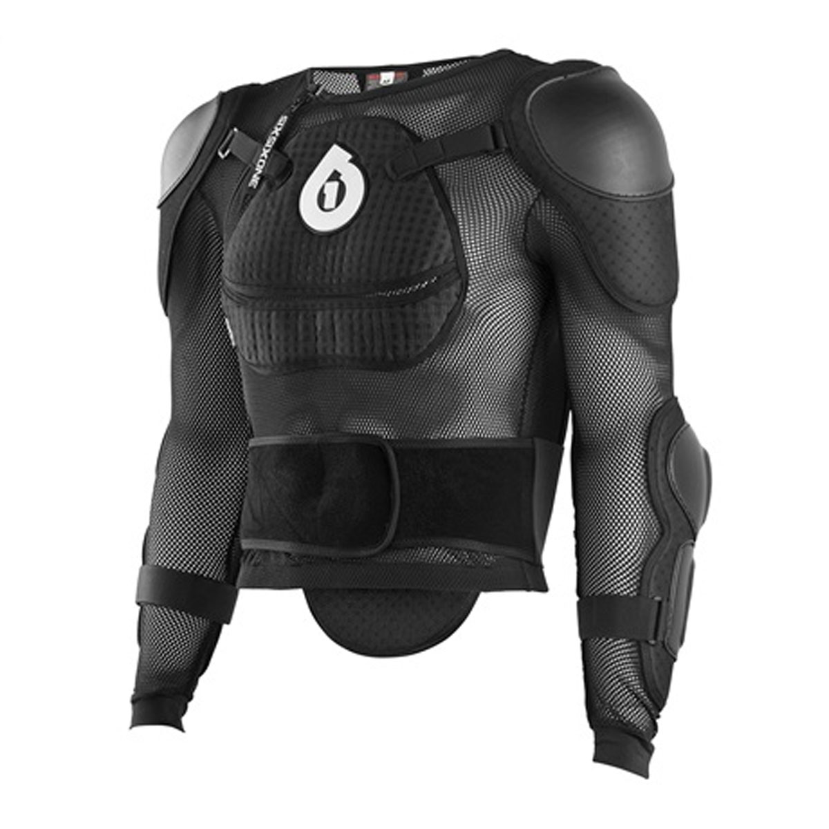SixSixOne 2015 Men's Comp Presure Suite BMX/Moto Body Armour - 6990