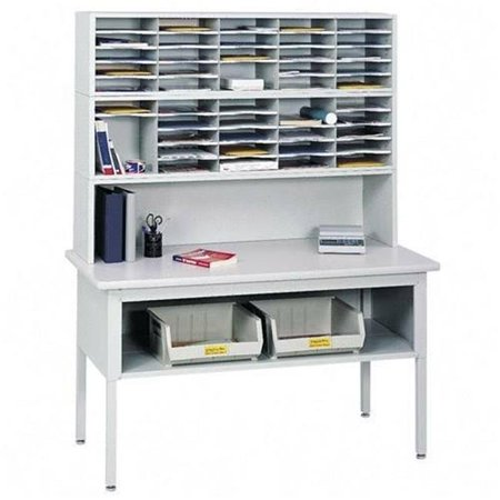 Sorting Table Base - Shelf - (Mail Sorting Table)