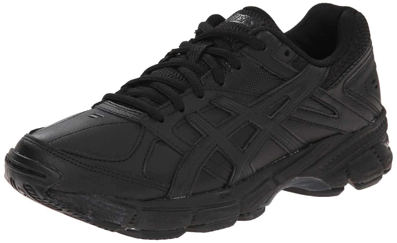 ASICS ASICS Women's Gel 190 TR Training Shoe, BlackBlackSilver, 13 2E(XW) US