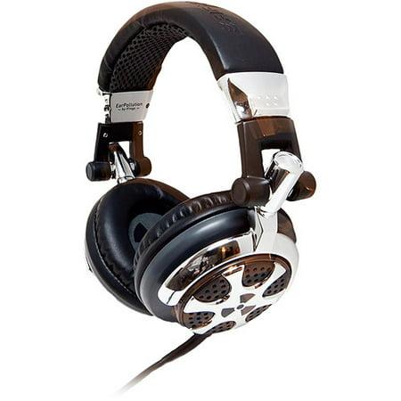 ifrogz EarPollution DJ Hustle - Headphones - full size - wired - 3.5 mm jack
