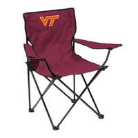 Virginia Tech Hokies Quad Chair