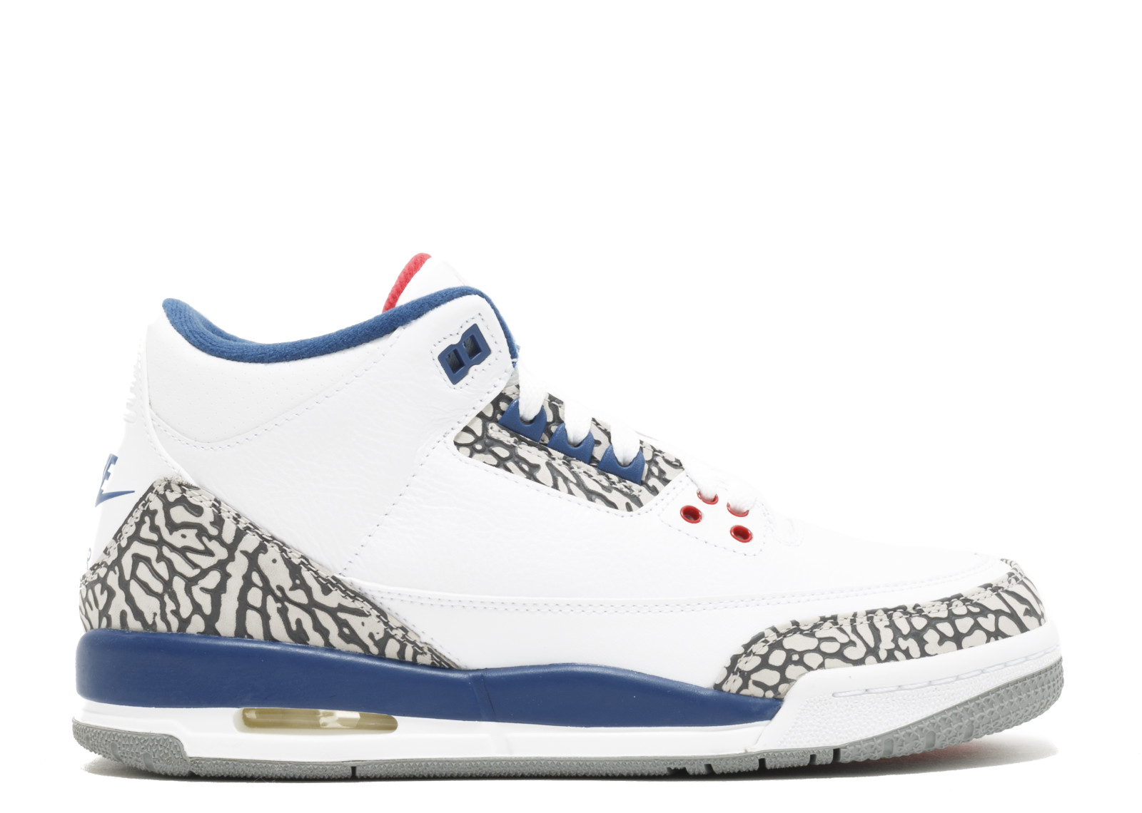 b5924a2e395521 Air Jordan - Unisex - Air Jordan 3 Retro Og Bg (Gs)  True Blue 2016 ...