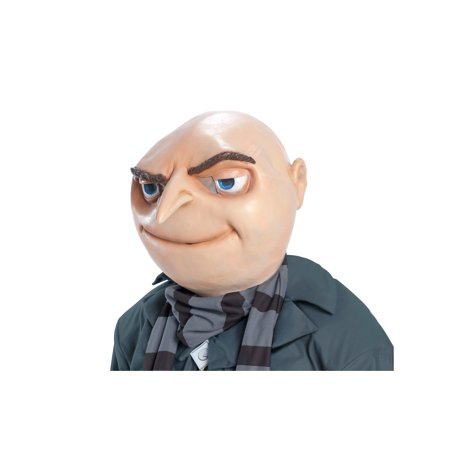 Despicable Me Adult Gru Mask - Minion Mask