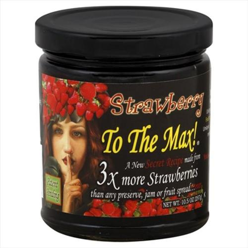 Fruit To The Max Fruit Sprd Strwbrry 10.5 Oz (Pack of 6)