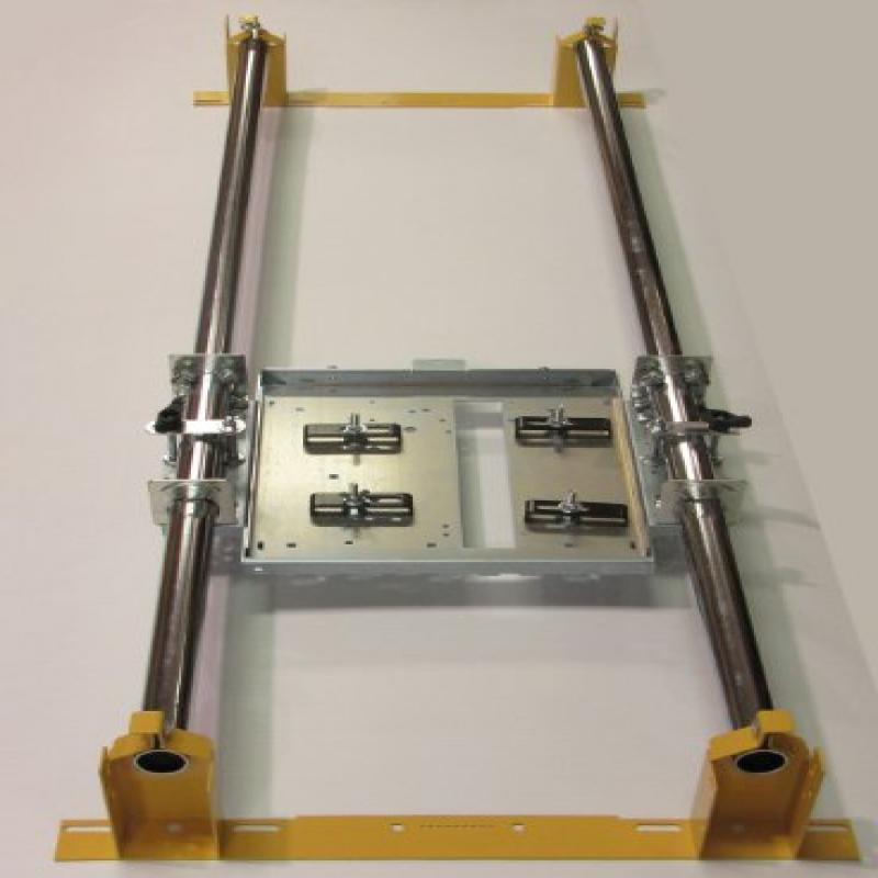 Saw Trax Panel Saw Kit with Router Plate 52in., Model# 52KT [Misc.] by SawTrax Mfg., Inc.