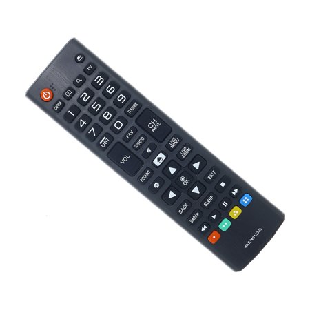 Replacement TV Remote Control for LG 49UH6090UJ Television - image 1 of 2