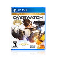Overwatch: Game of the Year Edition, Blizzard Entertainment, PlayStation 4, 047875881273
