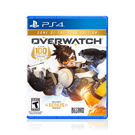 Overwatch: Game of the Year Edition, Blizzard Entertainment, PlayStation 4, - Blizzard Bash